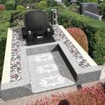 高崎市営八幡霊園の第4種 洋型 の図面作成をしています。