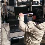 群馬県高崎市寺院墓地にて、お墓を施工しています。