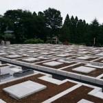 前橋市営嶺霊園A区洋型に、墓地をお持ちのお客様からご契約をいただきました。ありとがとうございます。
