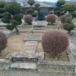 今日は、高崎市営八幡霊園に墓地をお持ちのお客様と新規墓石工事のご契約をさせていただきました。