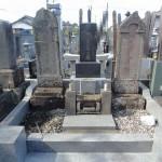 高崎市高関町の正泉寺様にて、お墓のリフォーム工事です。