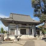 群馬県高崎市高関町の正泉寺様にて、新しい墓誌(過去碑)の取り付け工事です。