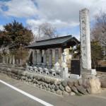 今日は、高崎市下佐野町の光雲寺様にてご挨拶と墓地計測です。