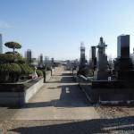 今日は、伊勢崎市の連取霊園にて、お墓のリフォーム工事の見積もり依頼です。