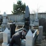 伊勢崎市の、お墓のリフォーム工事の動画を作成しました。