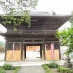 今日は、藤岡市の曹洞宗龍田山光徳寺様にて、お墓の改修工事のお見積りです。