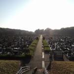 都内にお住まいのお客様から、群馬県前橋市の嶺公園墓地(嶺霊園)のお墓の解体、撤去(お墓じまい)のお見積り依頼です。