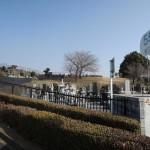 高崎市八幡霊園の55区にて、新規墓石工事をさせていただきましたのでご紹介いたします。