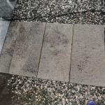 玉村町の常楽寺様にてお墓のクリーニングを施工しました。
