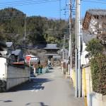 お見積りの為、富岡市南蛇井の現場を見に行ってきました。