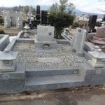 昨日は、前橋市の宝林寺様で納骨式があり、納骨作業をしてきました。