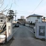 お見積りの為、高崎市の正法寺様でお客様と待ち合わせをしました。