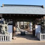 群馬県前橋市の玉泉寺様へ追加戒名彫りの打ち合わせに行ってきました。