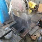 今日は㈱天翔堂(群馬県高崎市菅谷町)の石材技術をお見せします。