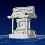 群馬県高崎市の石屋がデザインする、NEW氏神様です。