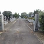 今日は、高崎市市営八幡霊園と隣接している、宗真寺様の墓地にてお墓じまいです。
