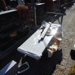 高崎市営八幡霊園の返還墓地にて、新規墓石工事中です。