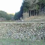 お墓のリフォーム工事のお見積りの為、群馬県甘楽郡下仁田町西野牧へ行ってきました。