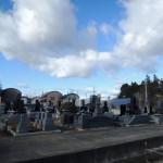 高崎市の妙音寺様にて、お墓の改修工事(リフォーム)のお見積りです。