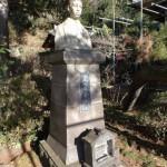 今日は、群馬県高崎市倉渕町権田の東善寺様にて、お墓じまいのお見積りです。