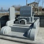 今日は、安中市にて永代供養墓の納骨立ち合いです。