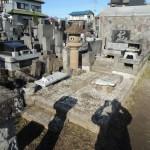 高崎市神保田中町の延命寺にて、お墓のリフォーム工事が完成しました。
