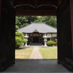今日は、お墓じまい工事のお見積りで、太田市高林の長勝寺様へお伺いいたしました。