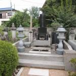 今日は、高崎市榛名町にて納骨の立ち合いです。