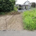 今日は群馬県高崎市東中里町で、お墓じまいのお見積りです。