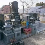 群馬県高崎市の石材店でございます。戒名彫りの施工例をご紹介いたします。
