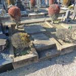 2018年春、高崎市営八幡霊園20区(規格墓地 5種)和式にて、バリアフリー設計でお参りしやすいお墓が完成しました。