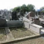 高崎市金古町にあります、常仙寺様にて伝統的な和型のお墓が完成しました。