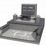 高崎市営八幡霊園64区の洋型墓石を作図をしましたので、是非ご覧ください。